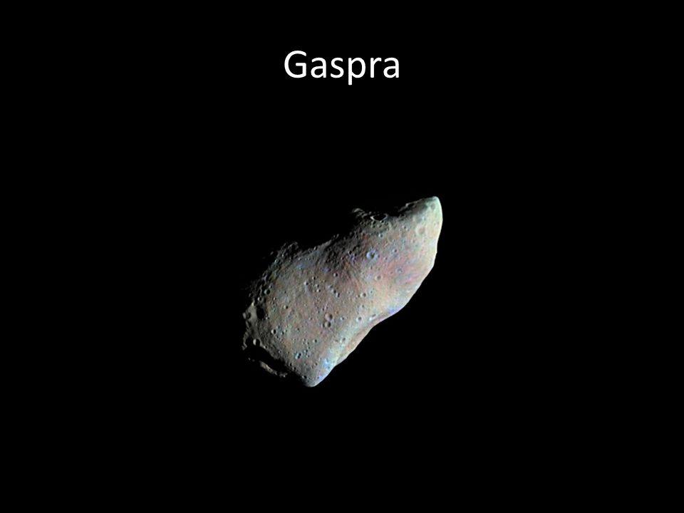 Planetky menší než planety nejznámější Pluto, Eris, Ceres, Gaspra...