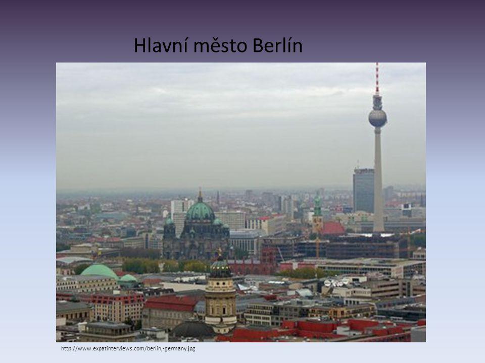Hlavní město Berlín http://www.expatinterviews.com/berlin,-germany.jpg