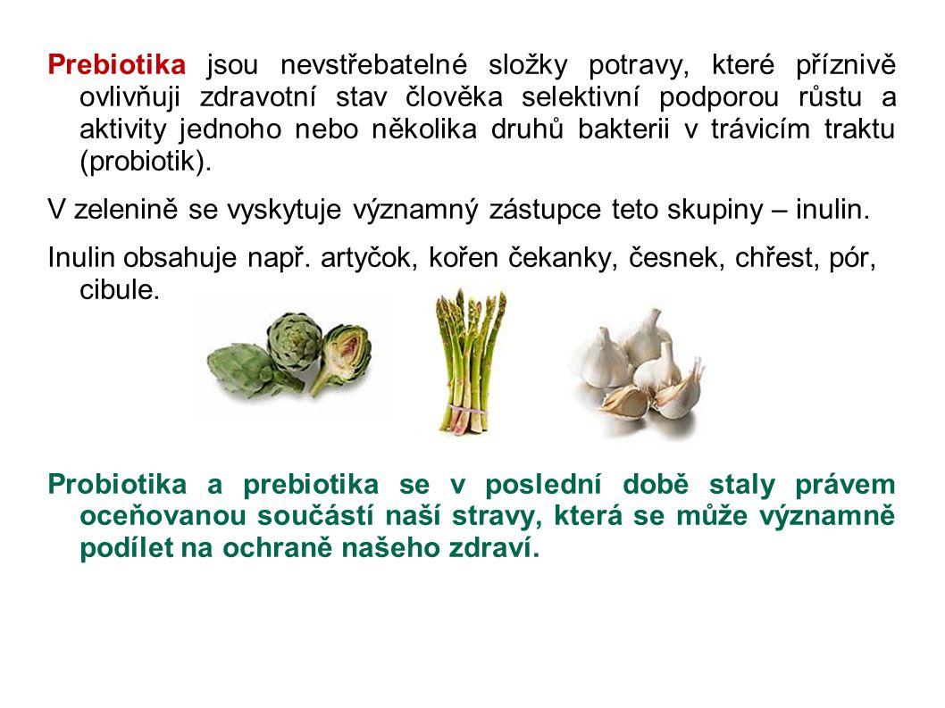 Stravitelnost zeleniny Zelenina obsahuje velké množství vlákniny, proto je v syrovém stavu obtížněji stravitelná.