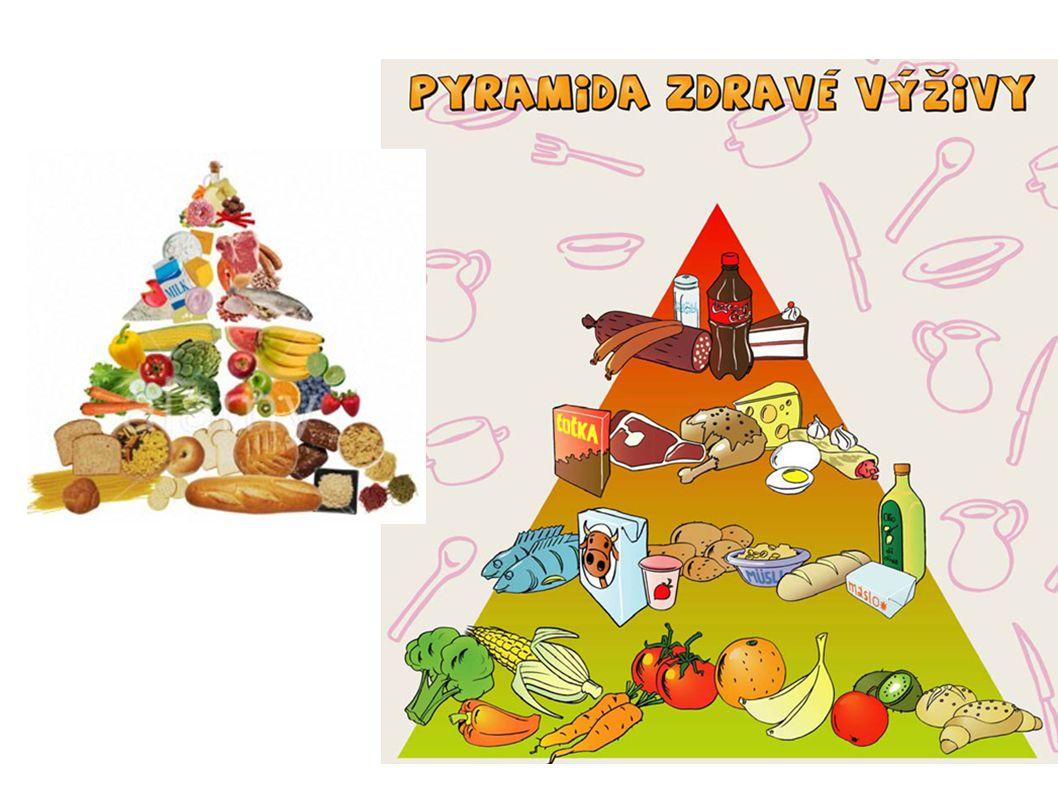 Zelenina Slouží jako zdroj energie (obsahuje sacharidy, bílkoviny a tuky).
