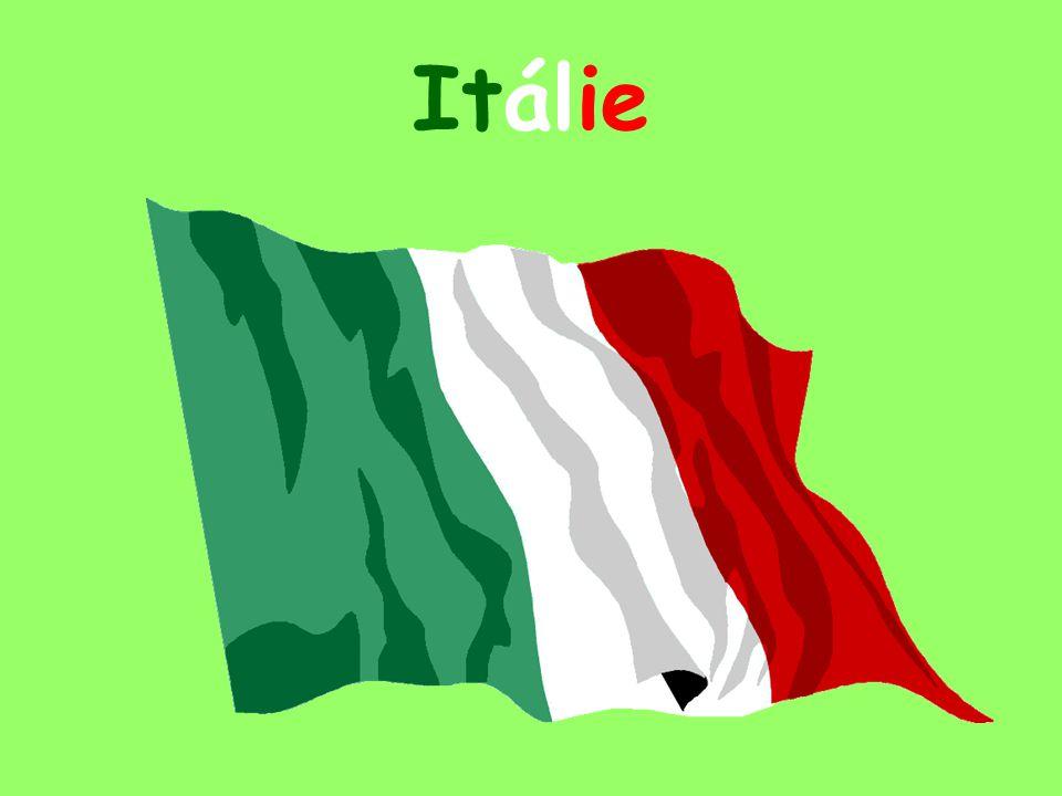 Na úvod… Itálie na severu hraničí s Francií, Švýcarskem, Rakouskem a Slovinskem.