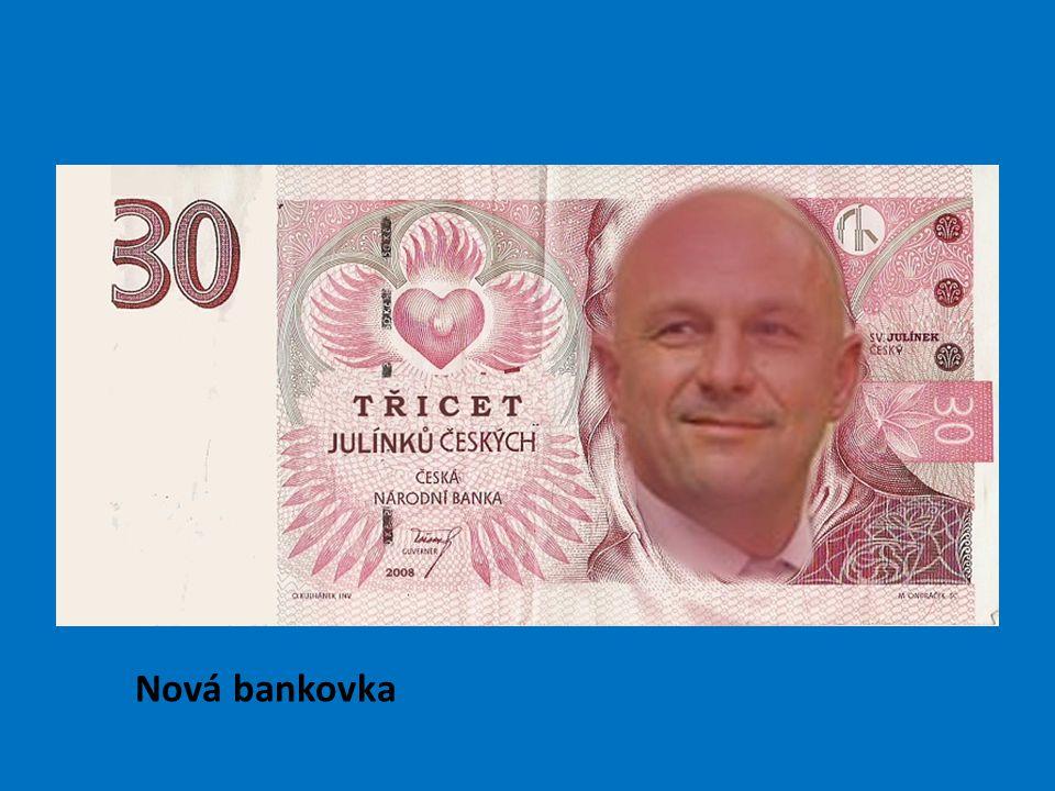 Nová bankovka