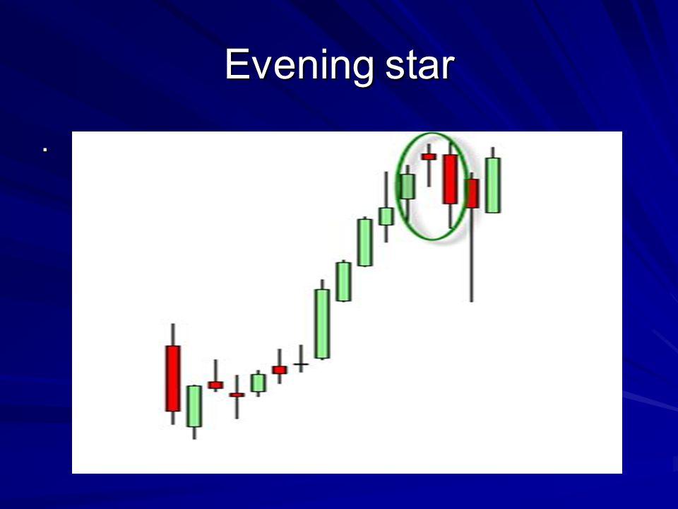 Evening star.