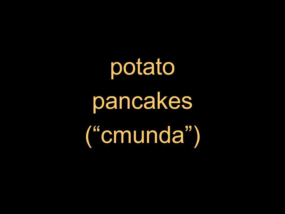 potato pancakes ( cmunda )