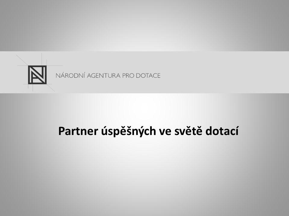 Partner úspěšných ve světě dotací