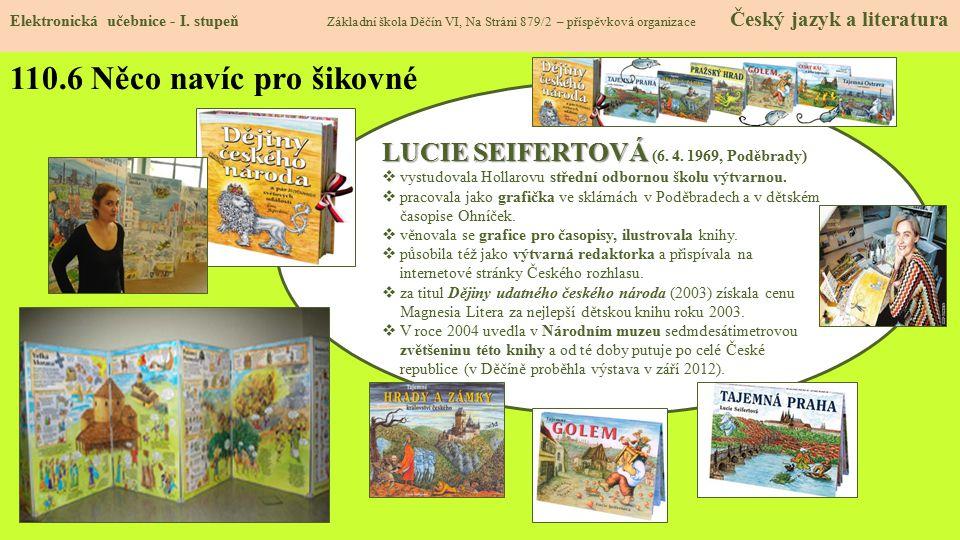 110.7 CLIL Elektronická učebnice - I.