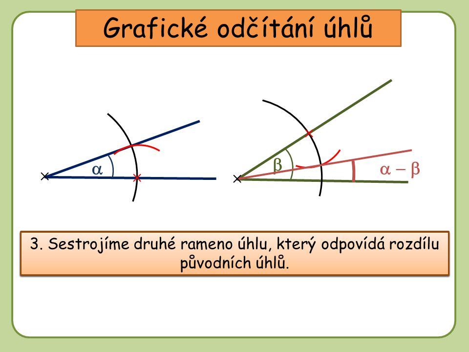 DD Grafické odčítání úhlů 1.