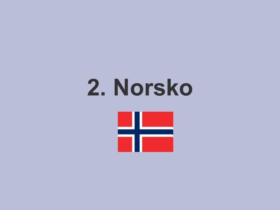 2. Norsko