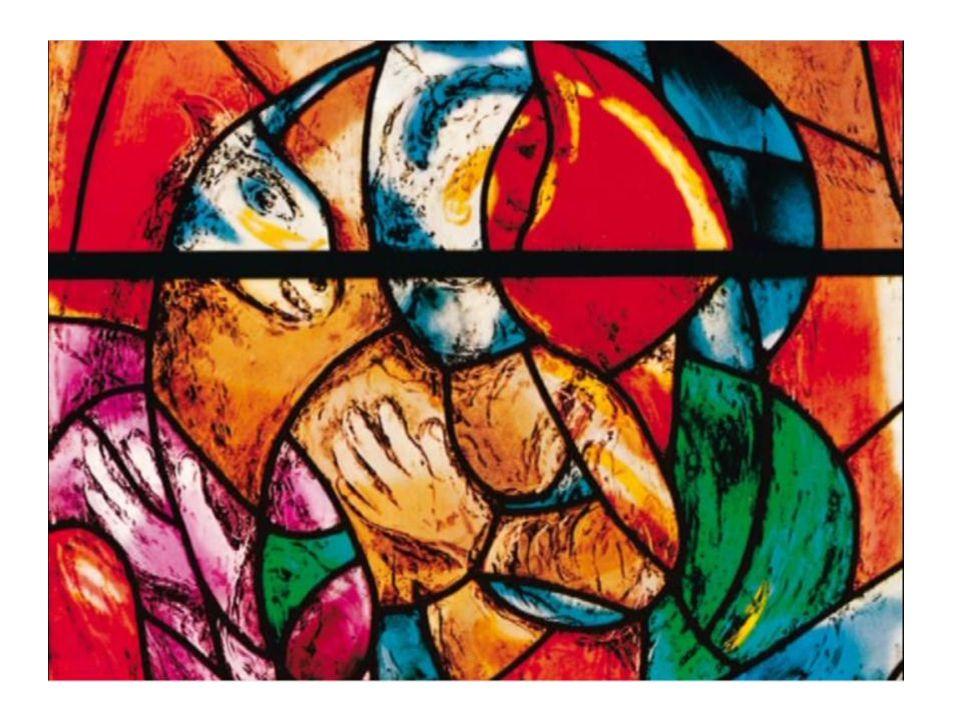 Okno proroků Jeremiáš v Babylónském zajetí