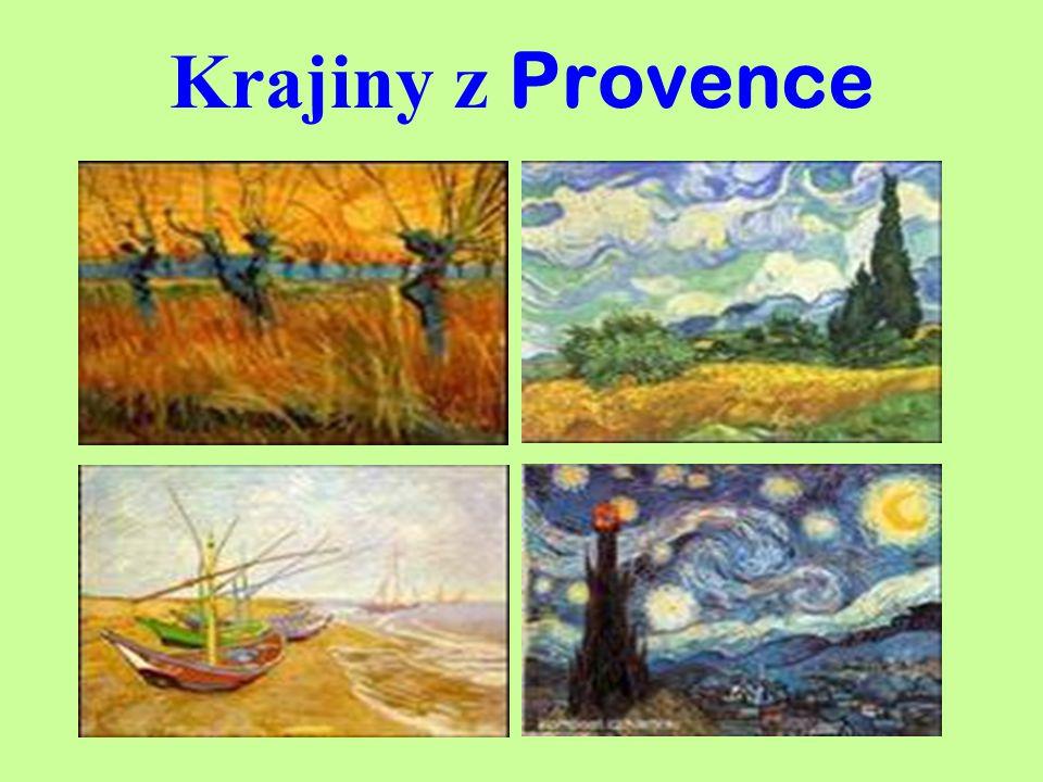 Krajiny z Provence