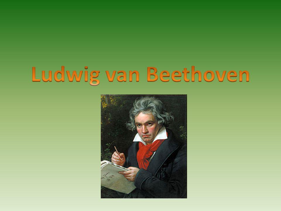 Ludwig van Beethoven se narodil pravděpodobně 17.prosince 1770 v Bonnu.