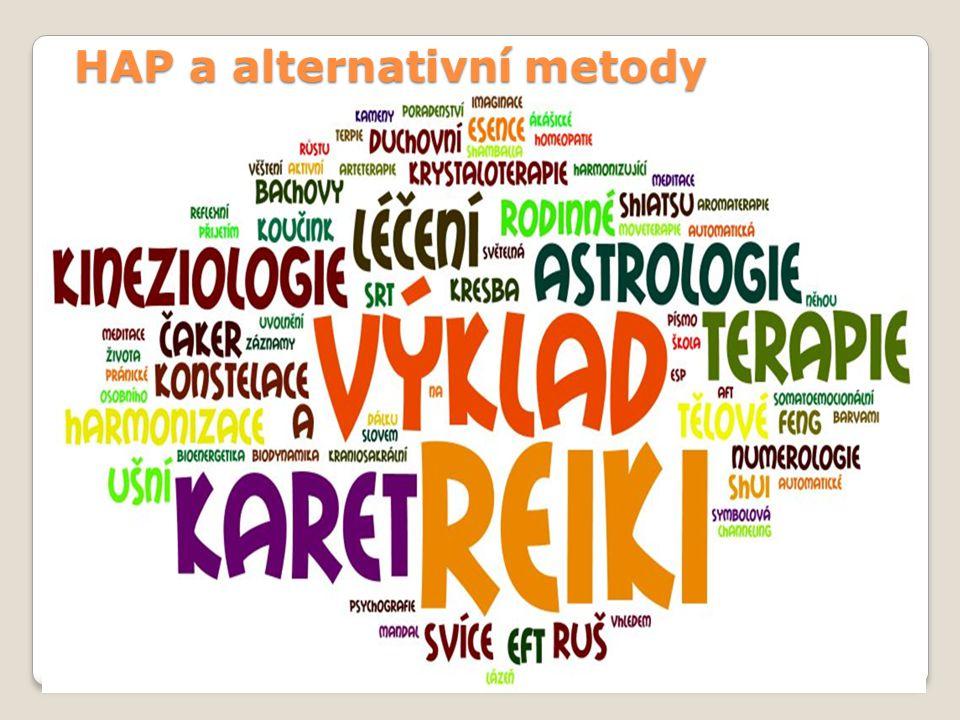 HAP a alternativní metody