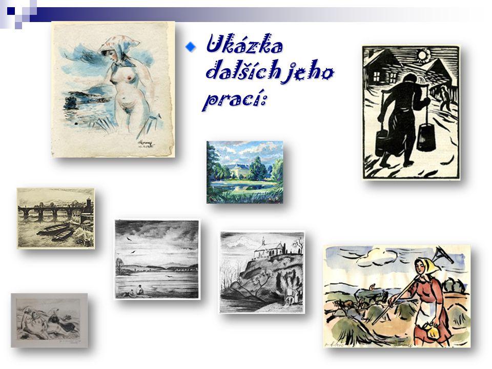 Ukázka dalších jeho prací:
