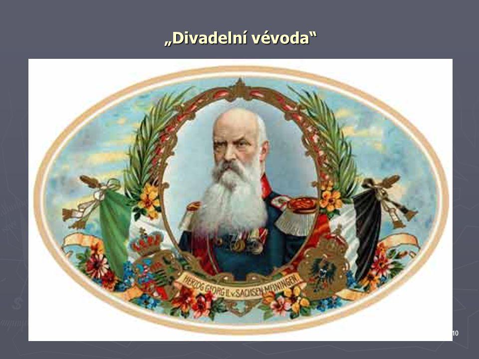 """7.11.2013 / Václav Cejpek10 """"Divadelní vévoda"""""""