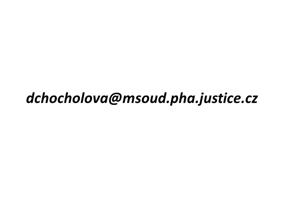 Literatura Povinná literatura: Fiala J., Korecká V., Kurka V.: Vlastnictví a nájem bytů, Linde, 2005 Kliková A., Průcha P., Havlan P.: Stavební právo, Linde, 2005 Doporučená literatura: Doležal J., Mareček J., Vobořil O.: Staveb.