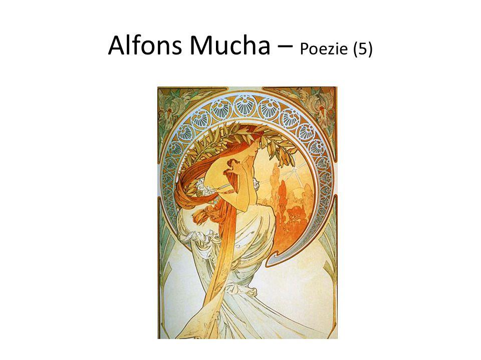 Alfons Mucha – Poezie (5)