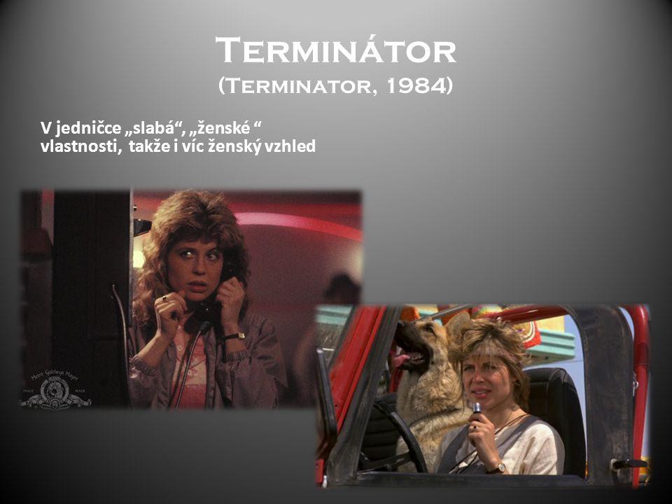 Terminátor 2: Den zú č tování (Terminator 2: Judgment day, 1991)