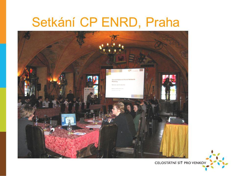 Setkání CP ENRD, Praha
