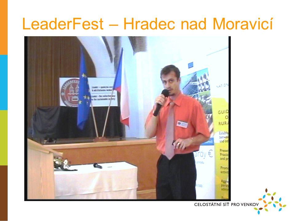 LeaderFest – Hradec nad Moravicí