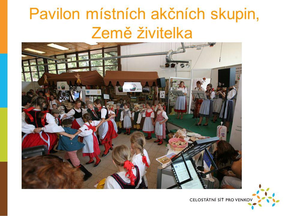 Pavilon místních akčních skupin, Země živitelka