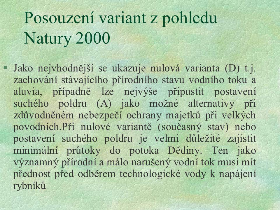 """§2009 – Plán oblastí povodí Schvalují krajské zastupitelstva. Může obsahovat retenční nádrže a """"profily"""" Důležité : kdo bude po volbách v těchto orgán"""