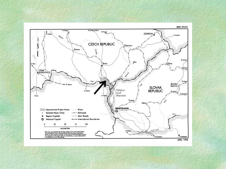 Jiný případ - Novomlýnské nádrže § leží na soutoku řek Dyje, Jihlavy a Svratky pod Pálavou §jsou typickým dílem normalizačního socialismu. Nejen tím,