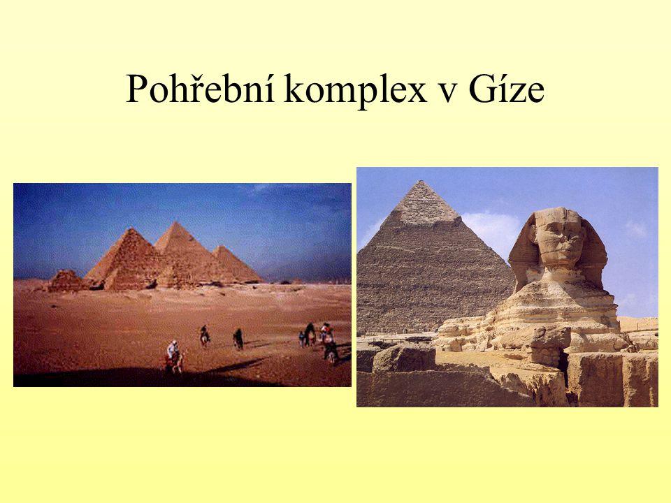 Pohřební komplex v Gíze
