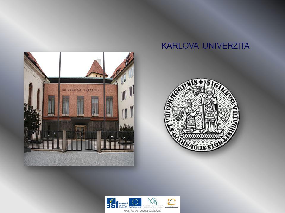 KARLOVA UNIVERZITA
