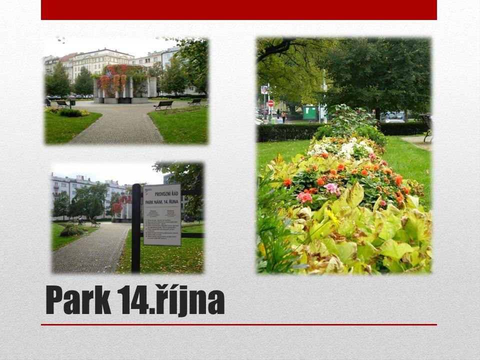 Park 14.října