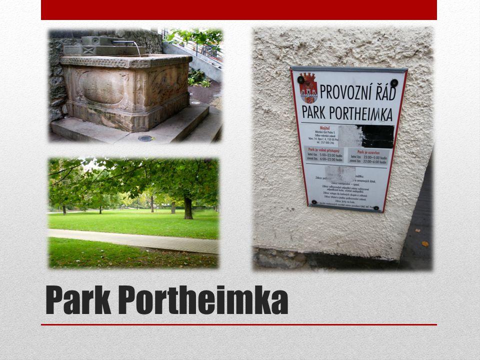 Park Portheimka