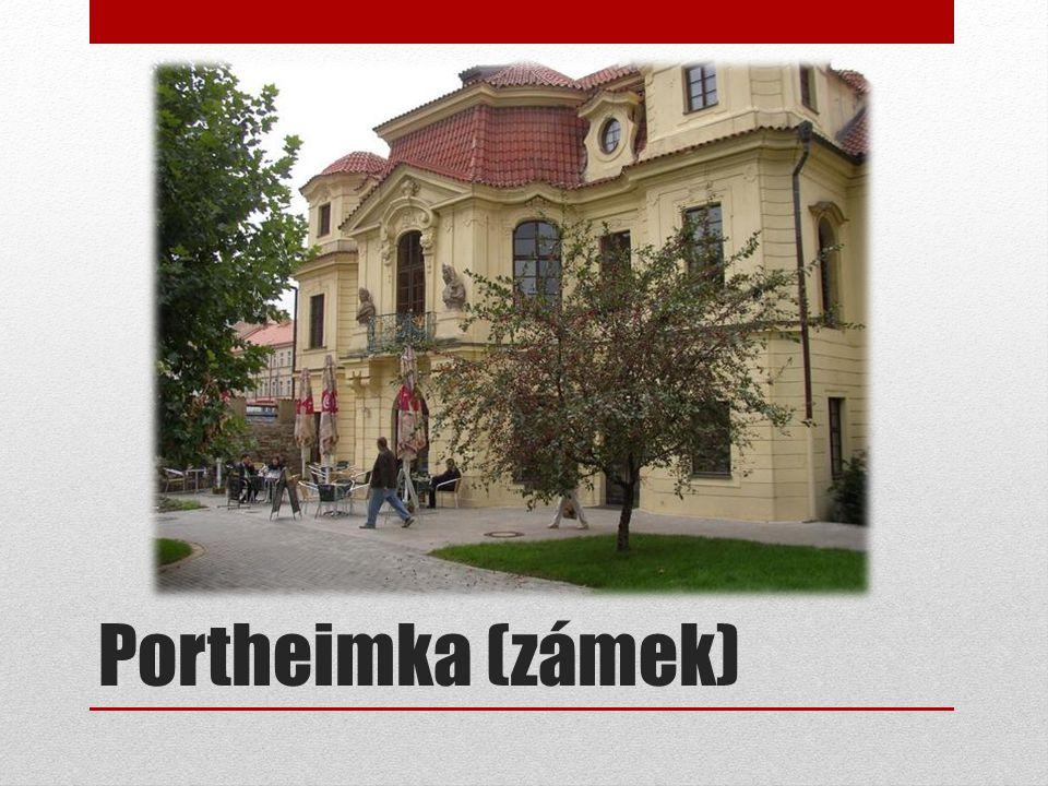 Portheimka (zámek)