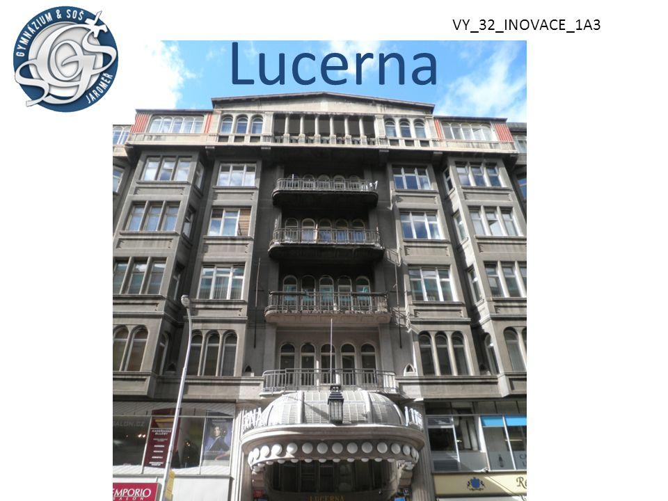 Lucerna VY_32_INOVACE_1A3