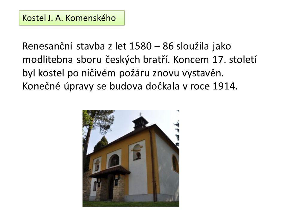 Kostel J. A.