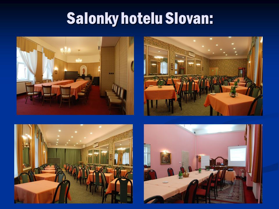 HOTEL SLOVAN, BRNO, Lidická 23