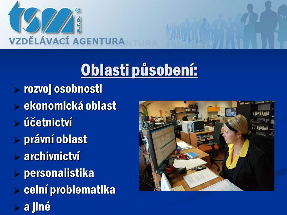 Učebny DOS - Praha