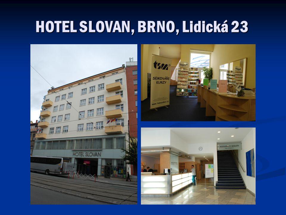 Učebny firmy TSM, Brno - Cejl 62