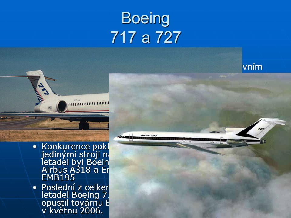 Boeing 737 a 747 Boeing 737 Boeing 737 Je nejúspěšnější letadlo všech dobJe nejúspěšnější letadlo všech dob Po světě jich létá více než 5 000Po světě jich létá více než 5 000 Dělí se do třech základních skupin – First generation, Second Generation a Next-Generation.Dělí se do třech základních skupin – First generation, Second Generation a Next-Generation.