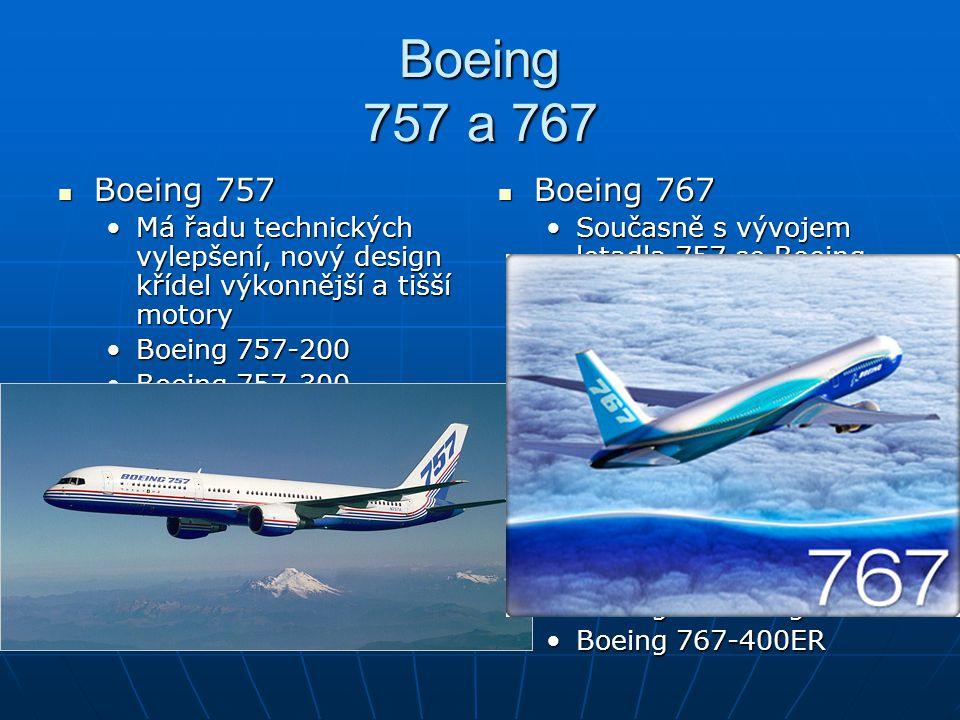 Boeing 777 a 787 Boeing 777 Boeing 777 Třímotorový 777 však nikdy továrny Boeingu neopustil.