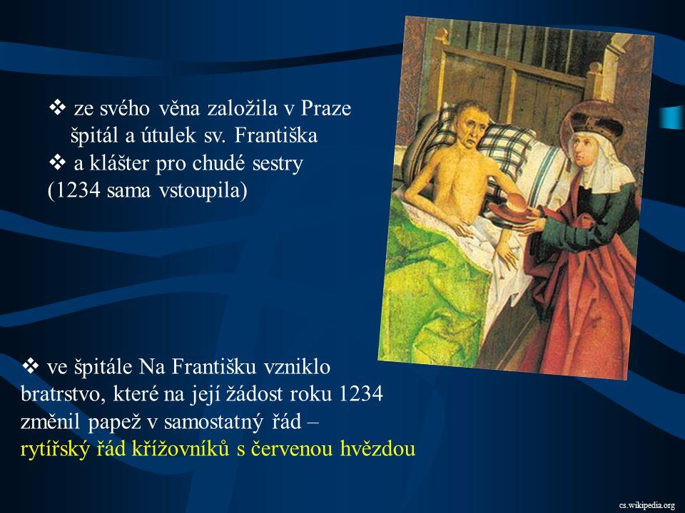 putovanihrocha.cz  narodila se zřejmě 20. ledna 1211  zemřela 2. března 1282  nejmladší dcera Přemysla Otakara I. a jeho druhé ženy Konstancie Uher
