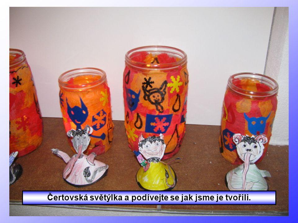 Co vytvořili v oddílu Pusíci a Knoflíci - Pionýr Nepomuk listopad 2012 – únor 2013