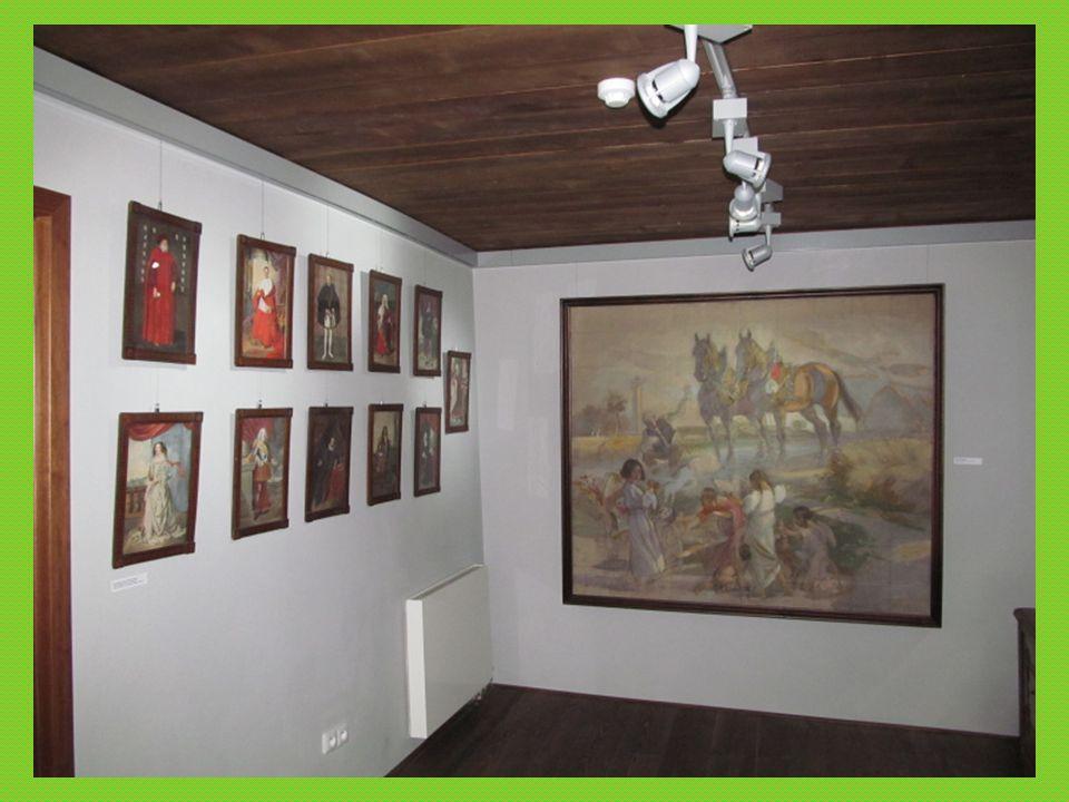Rodný dům a galerie malíře Augustina Němejce