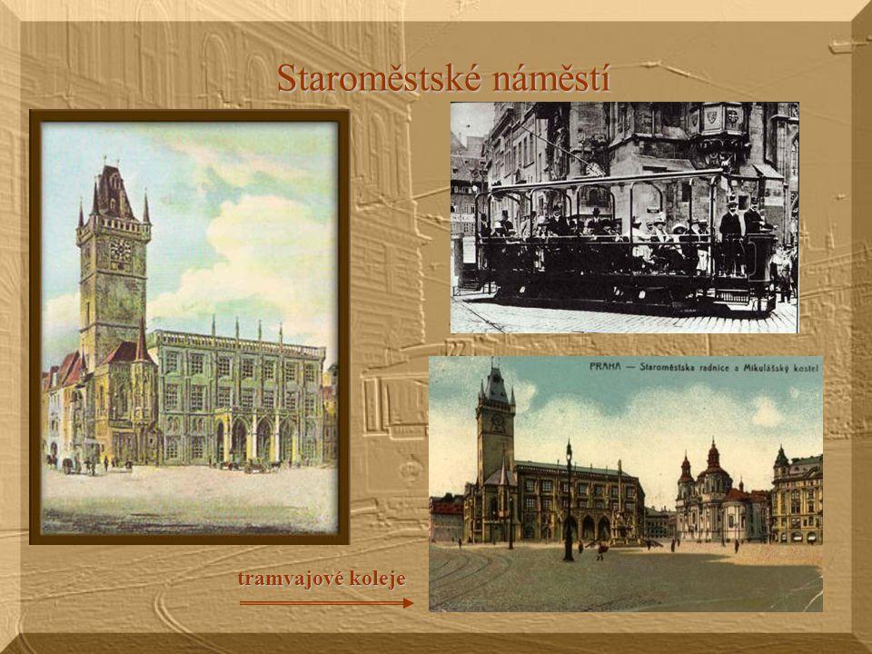 Pražské tramvaje Belgický podnikatel Eduard Otlet zahájil 23. září 1875 provoz na první trati pražské koňky, asi netušil, že toto datum se stane datem