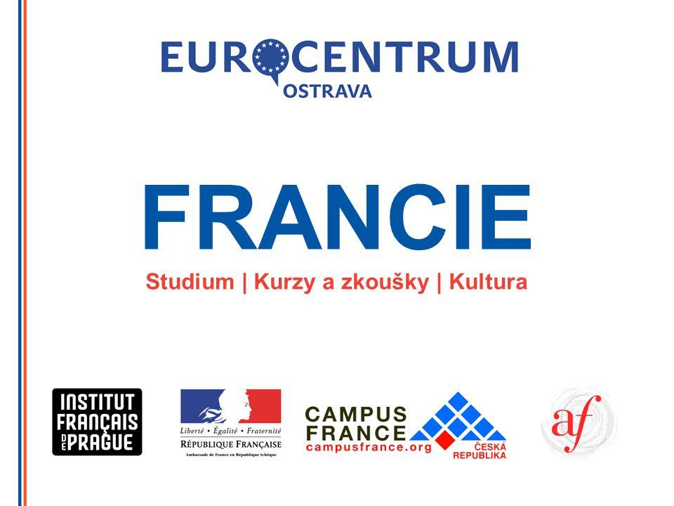 FRANCIE Studium | Kurzy a zkoušky | Kultura