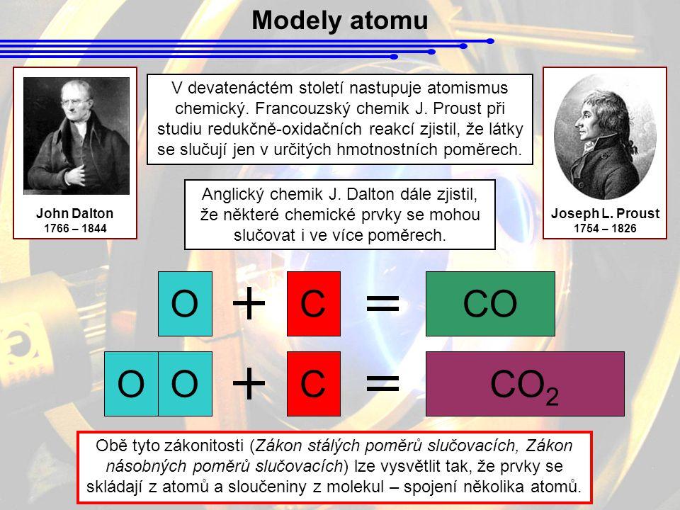 Planetární model atomu V návaznosti na Rutherfordův pokus byl atom popisován pomocí planetárního modelu.