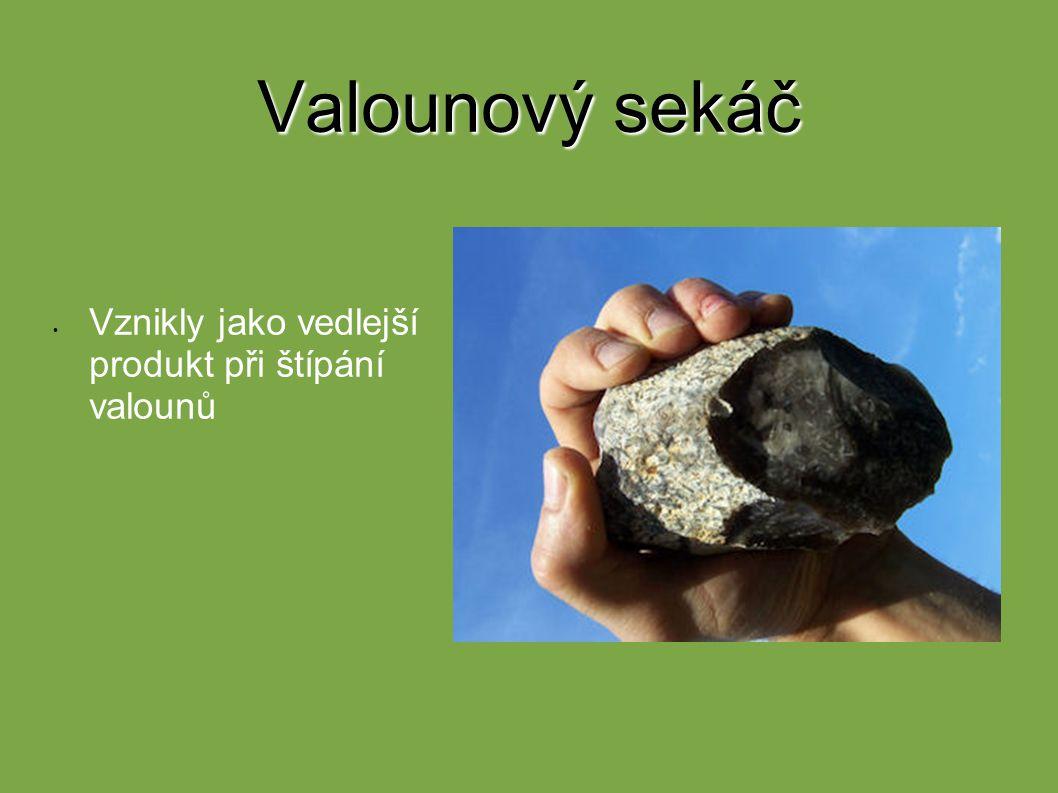 Časové členění Paleolit 250 000 – 10 000 let p.n.