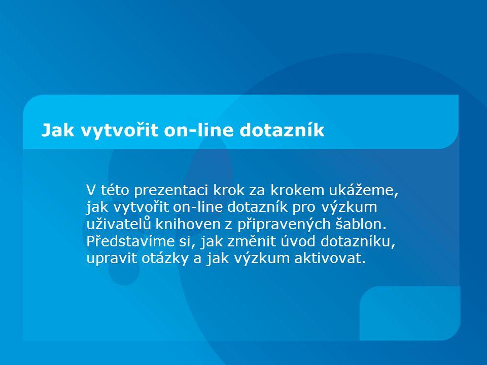 Obsah 1.Přihlášení do systému 2. Jak přepsat data z dotazníku do systému 3.