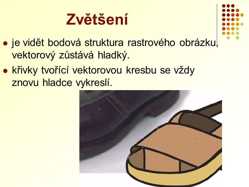 Použité zdroje http://www.jsi.cz/grafika Roubal, P.: Počítačová grafika pro úplné začátečníky.