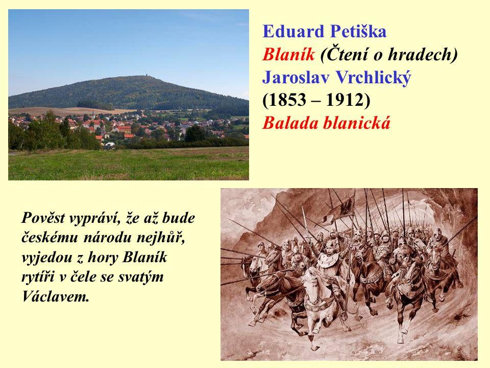 Před dávnými časy, kdy ještě žili na světě dobří lidé, panoval nad celým krajem šlechetný pán Ludvar. Roku 1269 byla neúroda, přišel hlad. Pan Ludvar