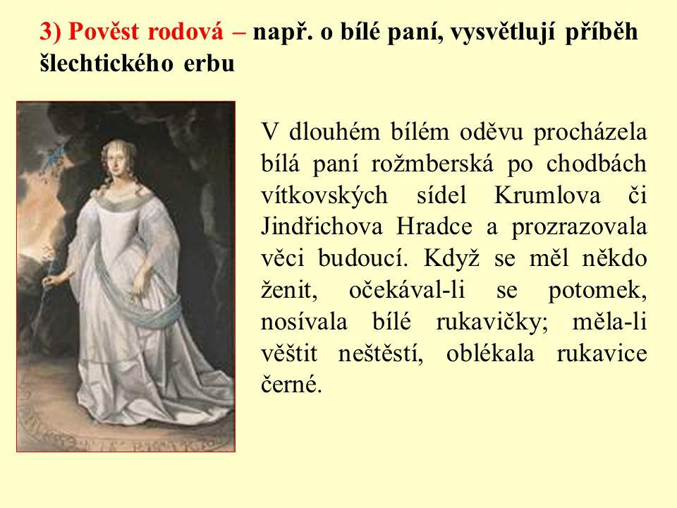 Podle druhé pověsti se čert vsadil se svatým Jiřím, kdo z Řípu dál dohodí kamenem.