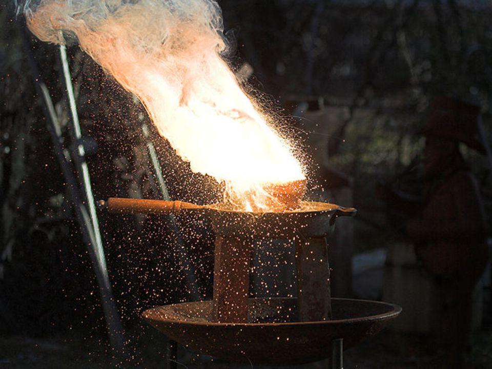 Výroba kovů